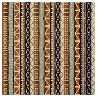 african ethnic pattern fabric