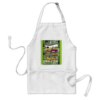 African farmers at work 2 standard apron