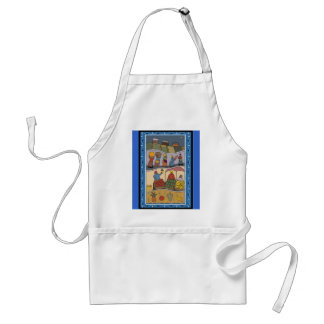African farmers at work 4 standard apron