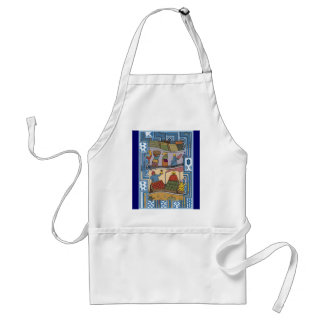 African farmers at work 6 standard apron