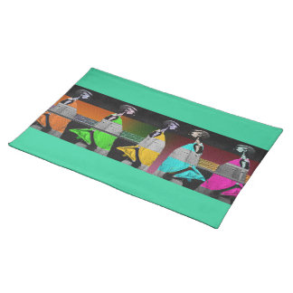 African Fashion Placemat