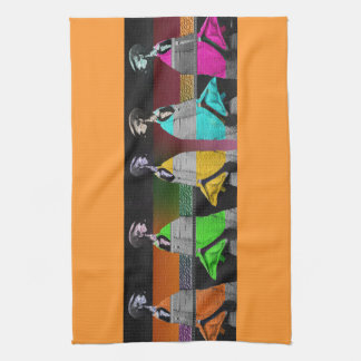 African Fashion Towel