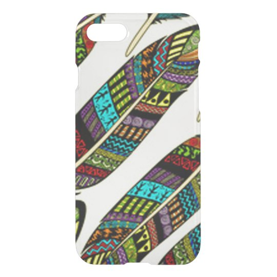 African Feathers iPhone 8/7 Case