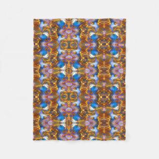 African Fleece Blanket