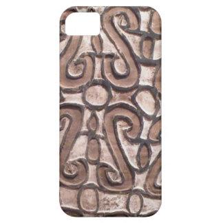 African Folk Art Motives Case For The iPhone 5