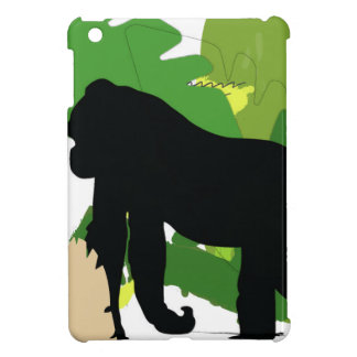 African gorilla iPad mini case
