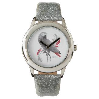 African Grey Parrot Watch