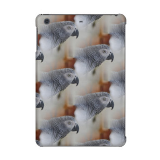 African Grey Pattern iPad Mini Cover