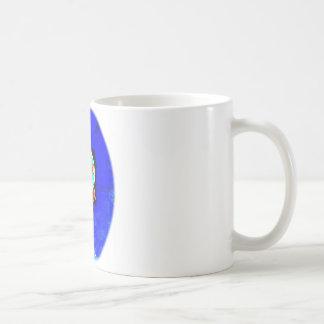 African icon: Akuaba (Ghana) Classic White Coffee Mug