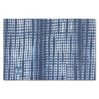 African Indigo Mudcloth Tissue Paper