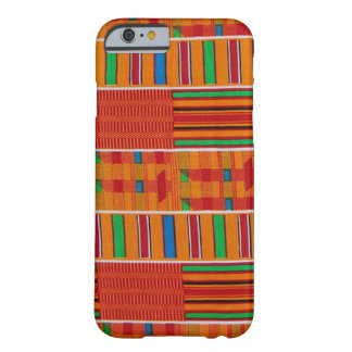 African Kente Cloth iPhone 6 case