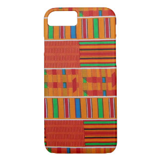 African Kente Cloth iPhone 7 case