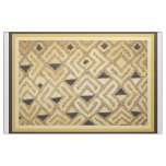 African Kuba Cloth Inspired Design