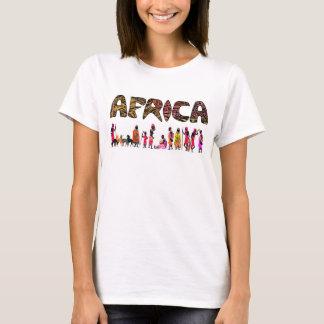 African ladies safari  design t shirt