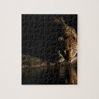 African Leopard Jigsaw Puzzle