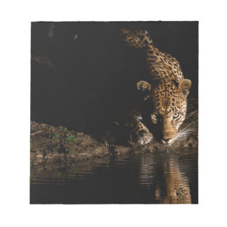 African Leopard Notepad