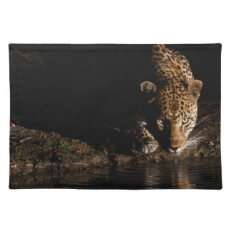 African Leopard Placemat
