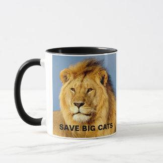 African Lion 2 Mug