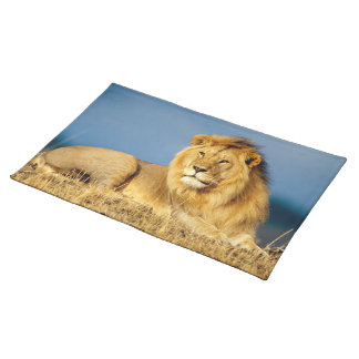 African Lion 2 Placemat