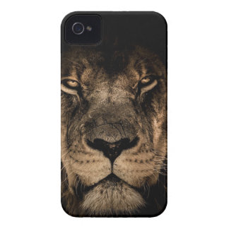 African Lion Case-Mate iPhone 4 Case