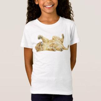 African Lion Cub T-Shirt