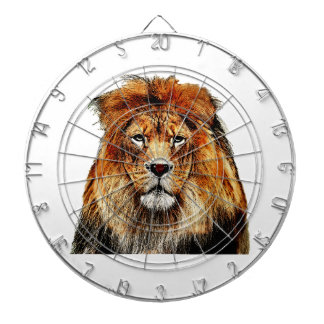 African Lion Dartboard