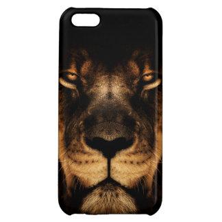 African Lion Face Art iPhone 5C Case