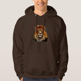 African Lion Hoodie