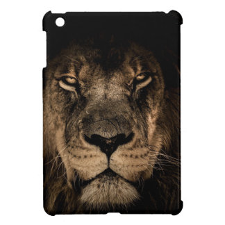 African Lion iPad Mini Cases