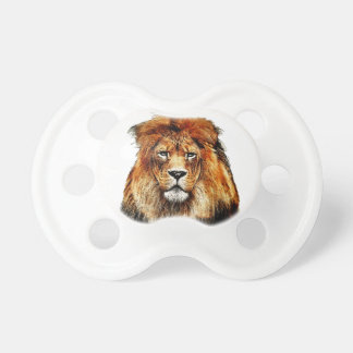 African Lion Pacifier