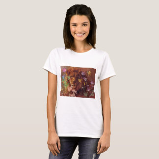 African lion Women's Basic T-Shirt