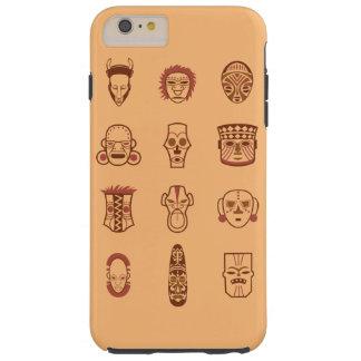 African Mask Tough iPhone 6 Case