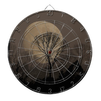 african moon dartboard
