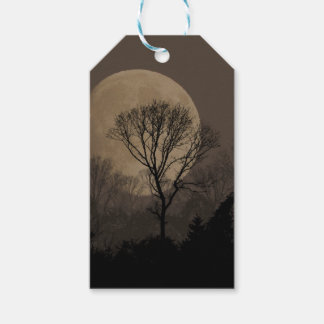 african moon gift tags