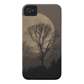 african moon iPhone 4 cover