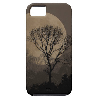 african moon iPhone 5 cover
