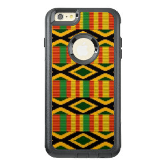 African Multi Color Pattern Print Design OtterBox iPhone 6/6s Plus Case