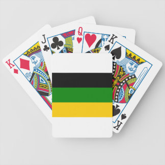 African National Congress ANC South Africa Bicycle Playing Cards