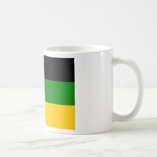 African National Congress ANC South Africa Coffee Mug