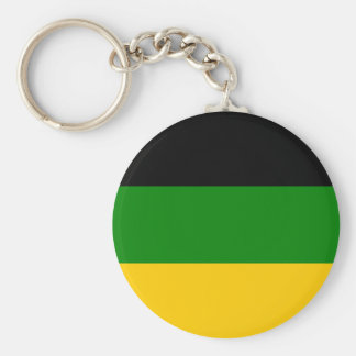 African National Congress ANC South Africa Keychain