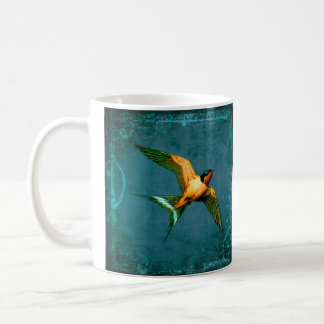 African or European Swallow Coffee Mug