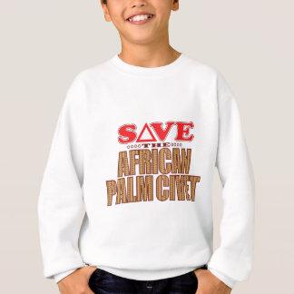 African Palm Civet Save Sweatshirt