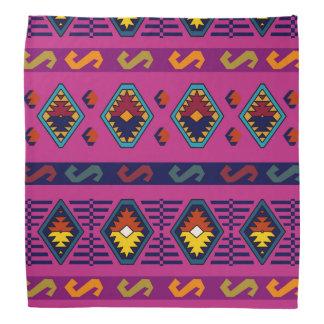 African patern bandannas