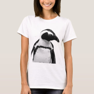 African Penguin on Boulders Beach in South Africa T-Shirt