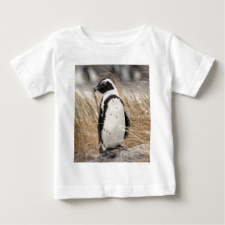 African Penguin On The Beach Baby T-Shirt