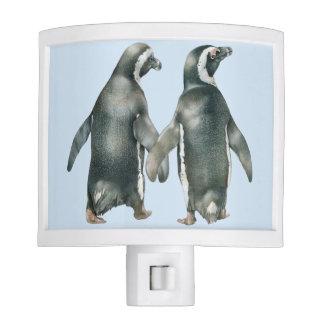 African Penguin Pair Night Lites