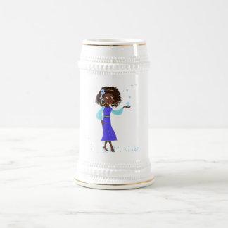African Princess Mug