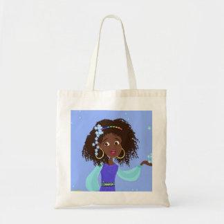 African Princess Portrait Bag