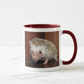 African Pygmy Hedgehog Mug