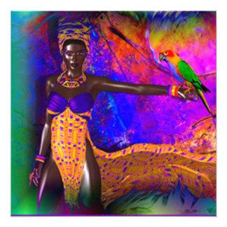 African Queen Art Photo